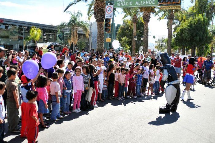 Carrera por el día del Niño, espera cuatro mil asistentes