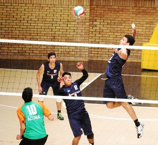 San Pedro es anfitrión del tercer circuito estatal de voleibol