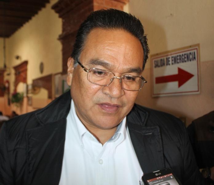 Afirma Javier Guerrero buscará la candidatura a gobernador