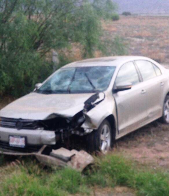En accidente carretero muere ciclista en la Torreón-Saltillo