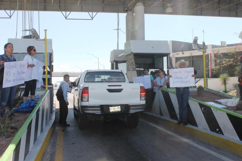 Manifestantes Reforma Educativa-2
