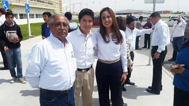 Destacado estudiante lagunero, asistirá a estancia de investigación en Guanajuato