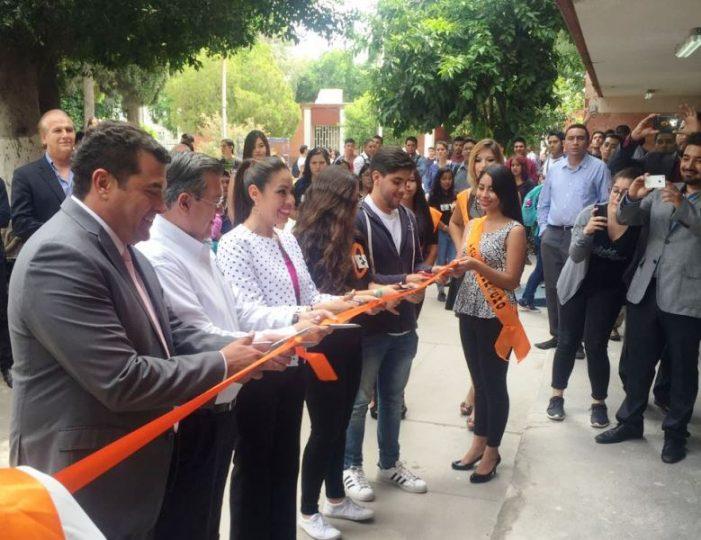 Se inaugura obra en la Facultad de Derecho de la UA de C Unidad Torreón