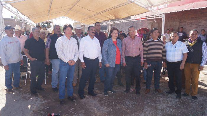 Alcalde de Matamoros pone en marcha relevantes obras de pavimentación