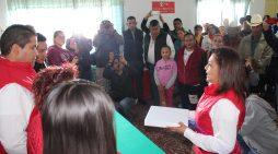 Ana Isabel Durán busca precandidatura para la alcaldía de San Pedro