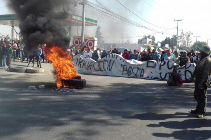 Aprueban lucha por 'gasolinazo'; rechazan vandalismo y afectaciones al ciudadano