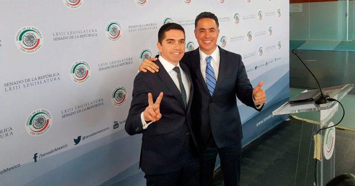 Luis Fernando Salazar decide unirse a campaña de Guillermo Anaya