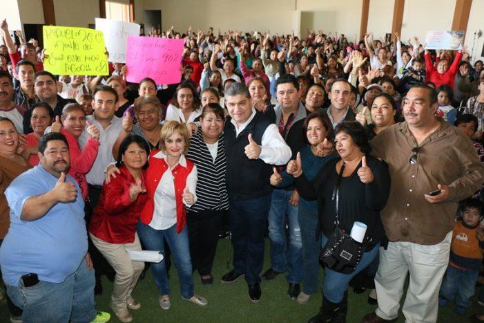 Voy a sostener el desarrollo de la Región Sureste, indispensable para impulsar a las demás regiones: Miguel Riquelme