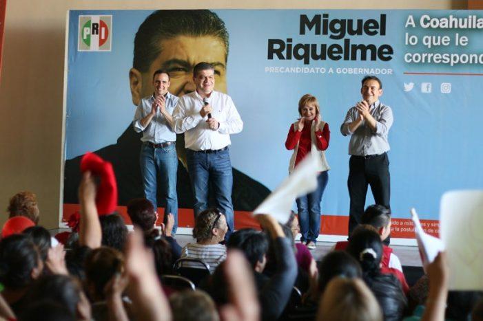 La familia y sus valores son pieza clave para construir la sociedad que queremos y merecemos: Miguel Riquelme