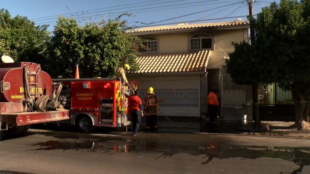 Corto circuito origina incendio; Bomberos logran evitar mayores daños