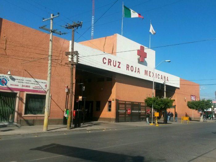 Insuficiente el apoyo para colecta anual de la Cruz Roja en Torreón