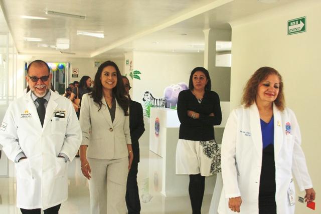 Hospital Infantil Universitario, se amplia y remodela