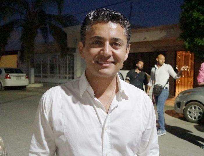 Se registra candidato del PRI a la alcaldía de Torreón