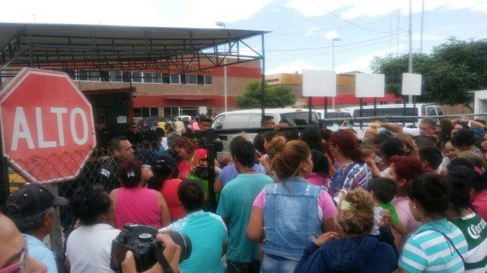 Sorprende operativo de GATE y Fuerza Coahuila en el CERESO