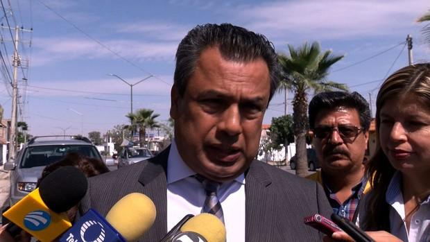 Alcalde garantiza clima de seguridad para candidatos