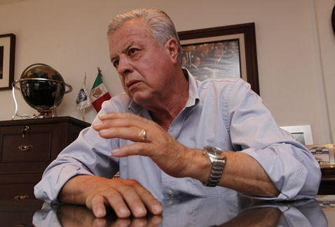 Jorge Zermeño se dice listo para la campaña por la alcaldía de Torreón