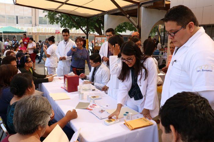 Hoy viernes será la XI Feria de la Salud de la Fac. de Medicina de la U A de C