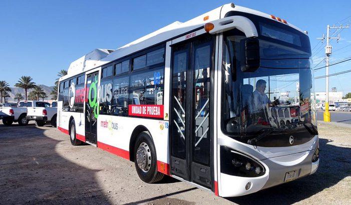 Para noviembre de este año está programada la conclusión de Metrobús