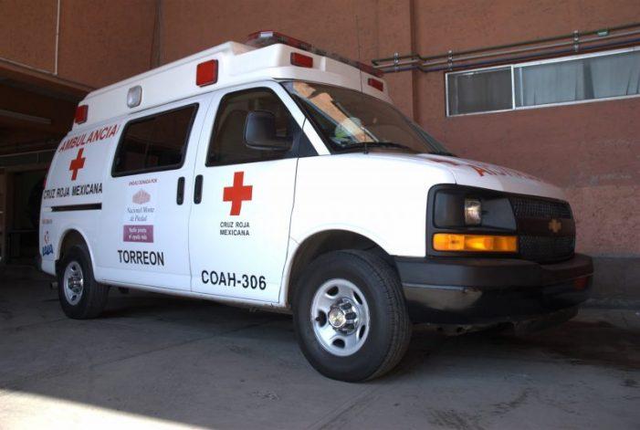 Alista Cruz Roja operativo para semana santa