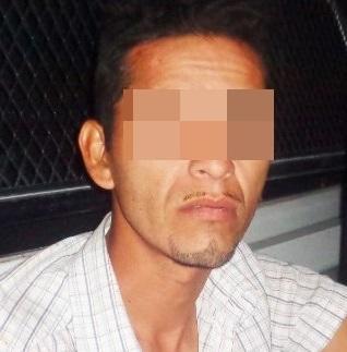Detienen a ladrón tras persecución en fraccionamiento la Amistad
