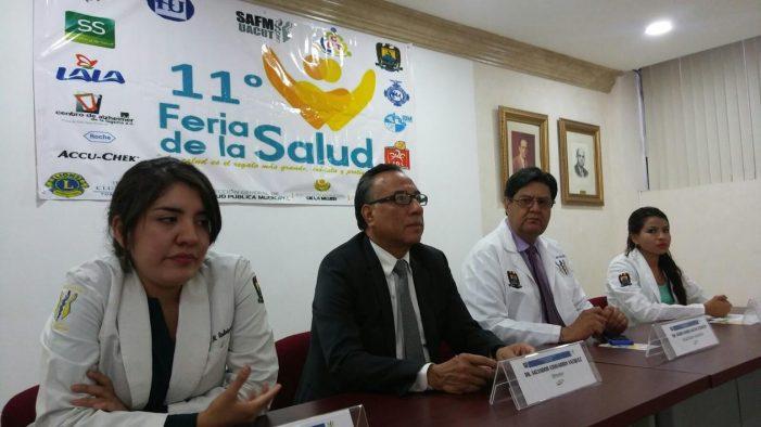 Facultad de Medicina ofrecerá servicios gratuitos en Feria de la Salud