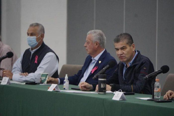 Aumentará Coahuila medidas preventivas contra Covid: MARS
