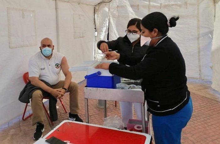 Reporta región laguna el 85% de avance en aplicación de las dosis de vacuna contra covid-19