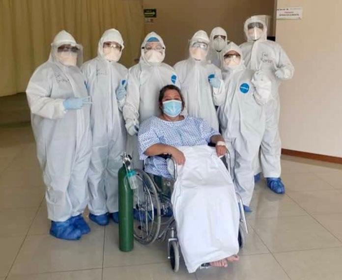 Arriba del 87% de pacientes covid se han recuperado: salud Coahuila