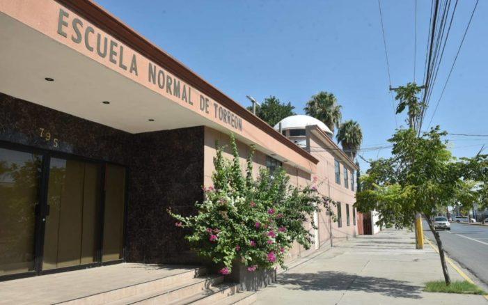 Continúa abierta convocatoria de ingreso para la escuela normal de Torreón